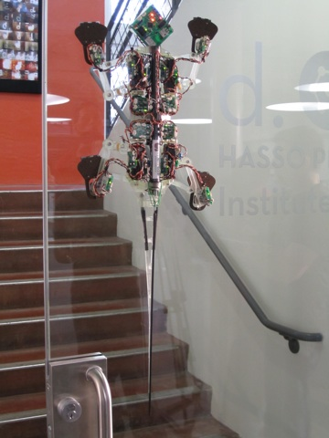 Climbingadhesionhome Biomimetics And Dextrous