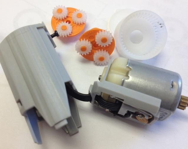 Image result for inside a lego PF M Motor
